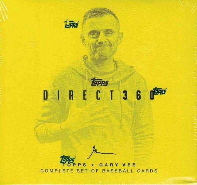2019 Topps x Gar Vee Direct 360 Box
