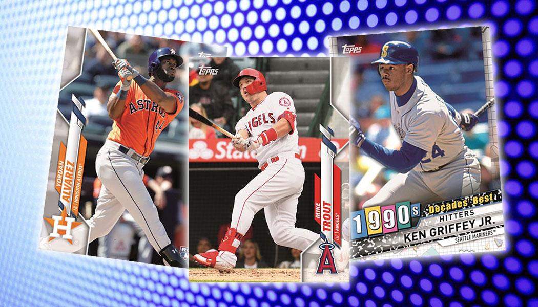 2020 Topps Series 1 Baseball Checklist Release Date Hobby Box Info