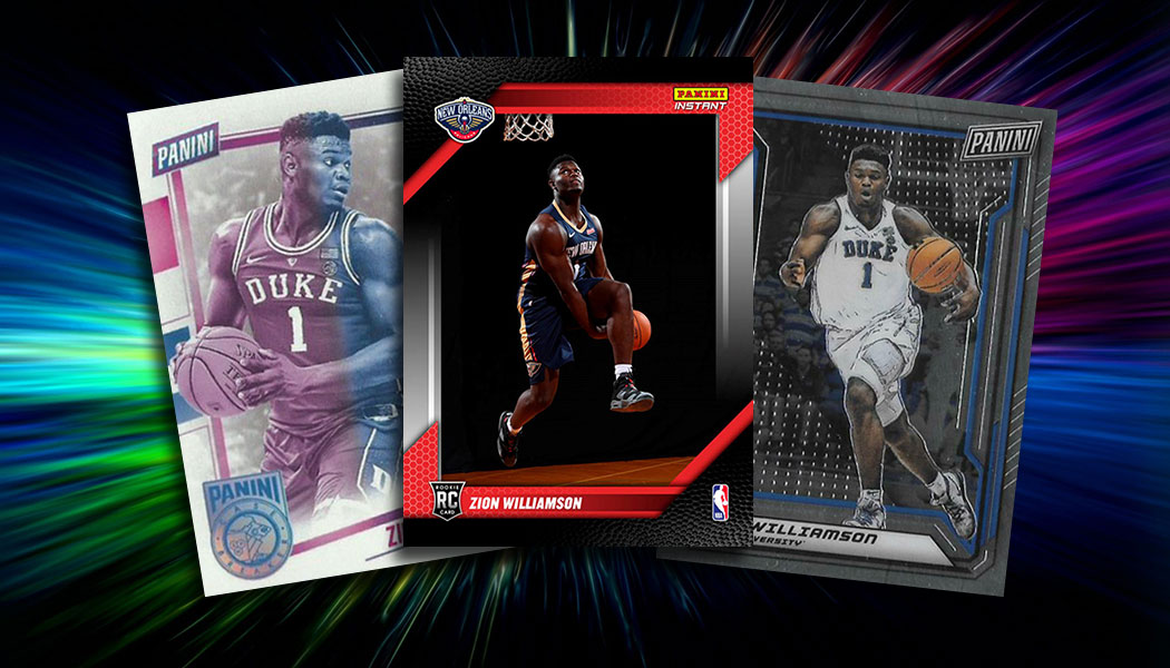 Zion Williamson Rookie Card Guide Checklist And Other Early Cards