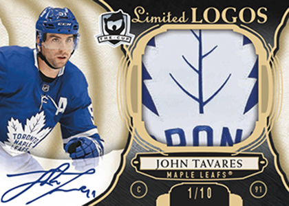 2018-19 Upper Deck The Cup Hockey Limited Logos
