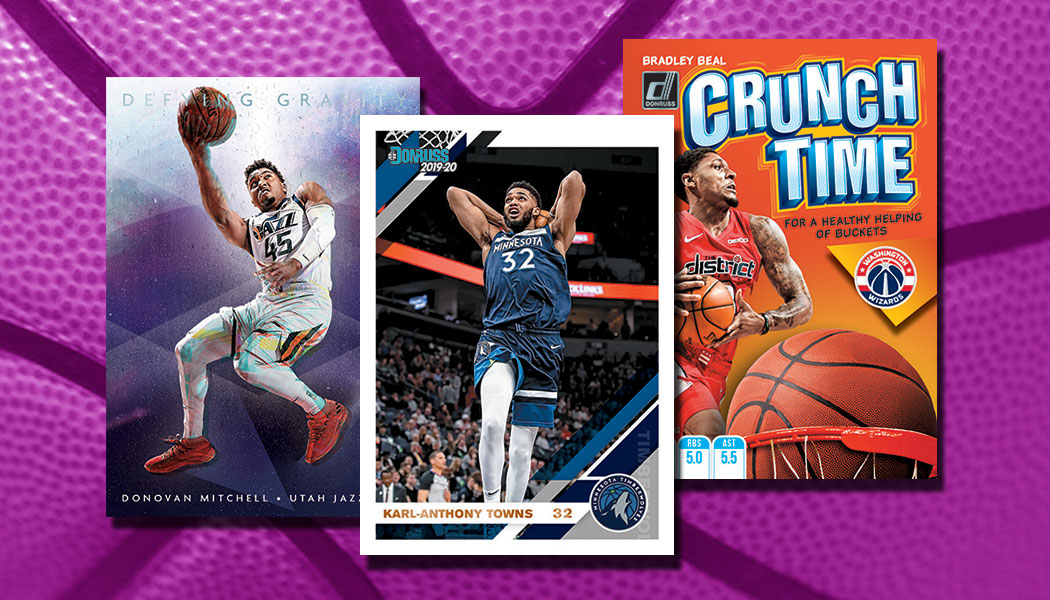2019 20 Donruss Basketball Checklist Team Set Lists Hobby