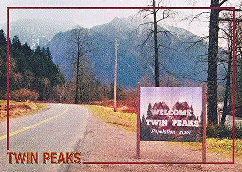 2019 Rittenhouse Twin Peaks Archives P1 Welcome to Twin Peaks
