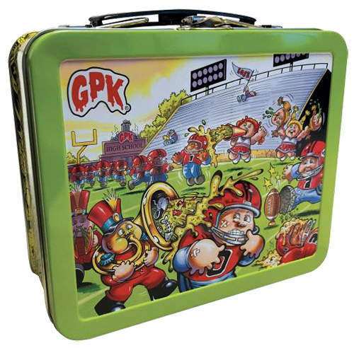 2020 Topps Garbage Pail Kids Series 1 Late to School Lunchbox