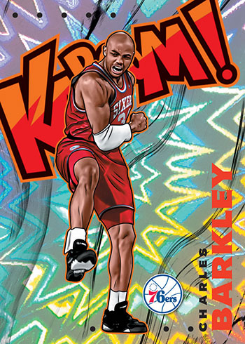 2019-20 Panini Crown Royale Basketball Kaboom
