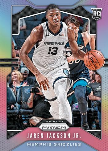 2019-20 Panini Prizm Basketball Silver Prizms