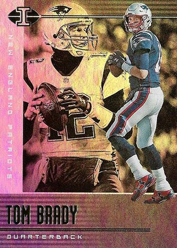 2019 Panini Illusions Football Tom Brady