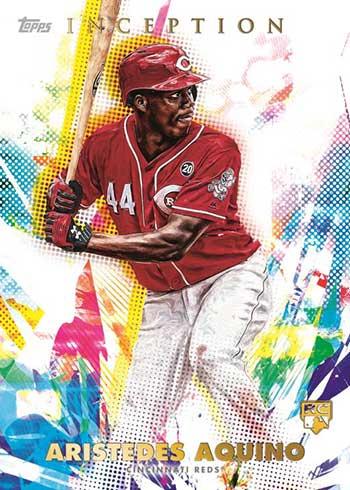 2020 Topps Inception Baseball Base