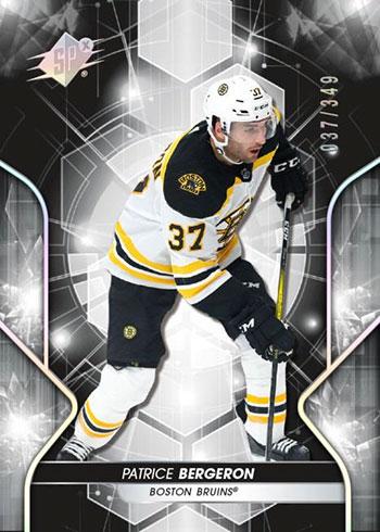 2019-20 SPx Hockey Base
