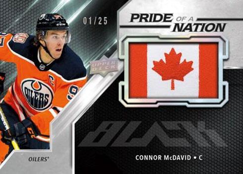 2019-20 SPx Hockey Pride of a Nation