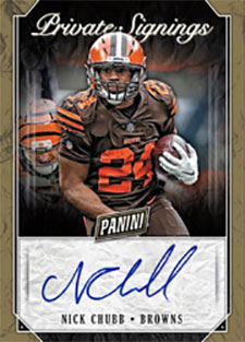 2019 Panini Black Friday Private Signings