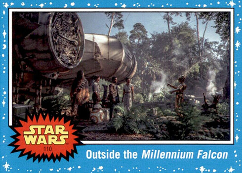 2019 Topps Star Wars: Journey to the Force Awakens Base