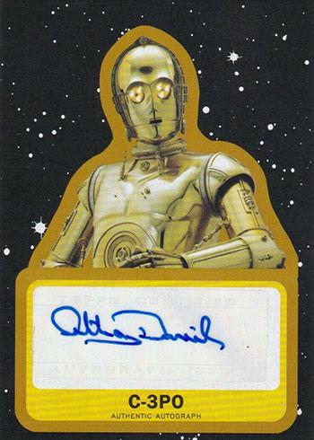 Topps-Star Wars Universe-Sticker 107