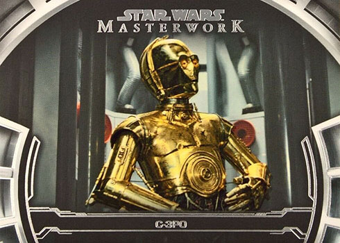 2019 Topps Star Wars Masterwork Defining Moments
