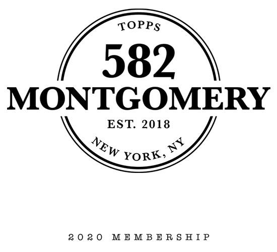 2020 Topps Montgomery Club