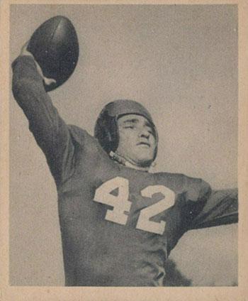 1948 Bowman Charles Conerly
