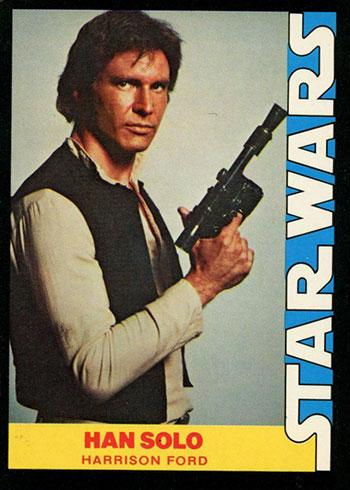 1977 Wonder Bread Star Wars