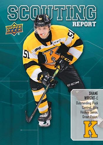 2019-20 Upper Deck CHL Hockey Scouting Report