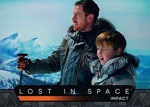 2019 Rittenhouse Lost in Space Season 1 Base