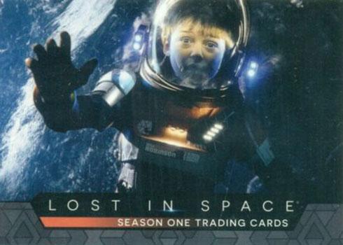 2019 Rittenhouse Lost in Space Season 1 Promo Card P1