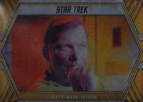 2019 Rittenhouse Star Trek Inflexions Base Card