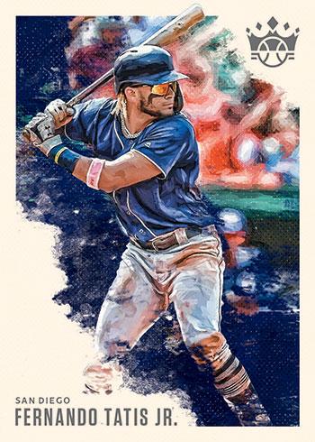 2020 Panini Diamond Kings Baseball Fernando Tatis Jr.