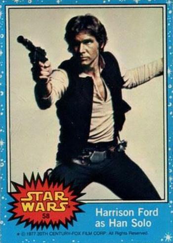 1977 Topps Star Wars UK 58