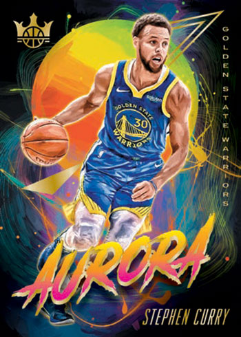 2019-20 Panini Court Kings Basketball Aurora
