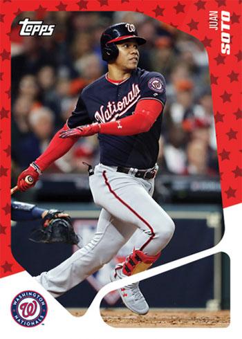 2019 Topps Throwback Thursday Baseball 2 Juan Soto