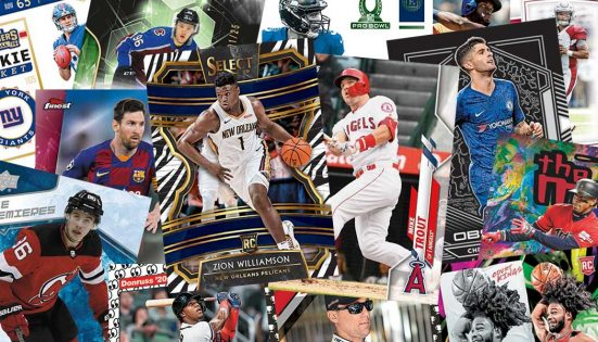 2020 Sports Card Release Calendar And Dates For New Upcoming Sets