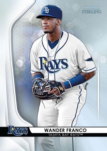 2020 Bowman Sterling Baseball Base Prospect