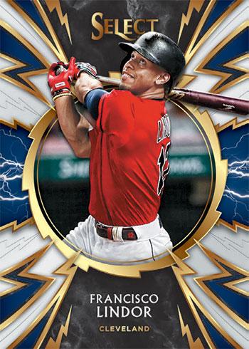 2020 Panini Select Baseball Sparks