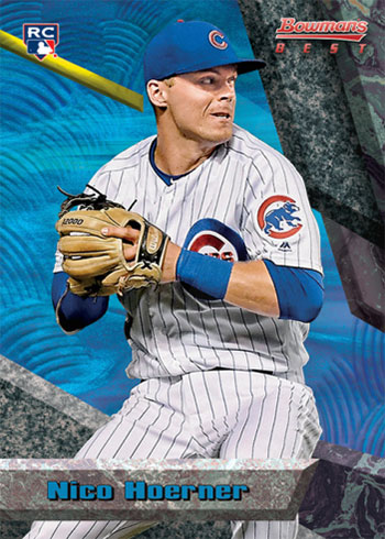 2020 Topps Throwback Thursday Baseball Nico Hoerner