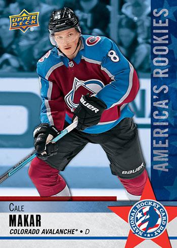 2020 Upper Deck National Hockey Card Day Cale Makar