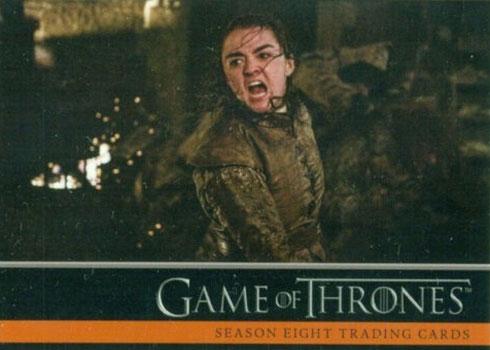 2020 Rittenhouse Game of Thrones Season 8 Promo Cards P1