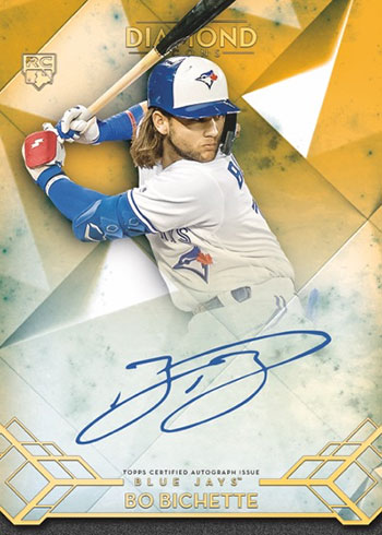 2020 Topps Diamond Icons Baseball Autographs