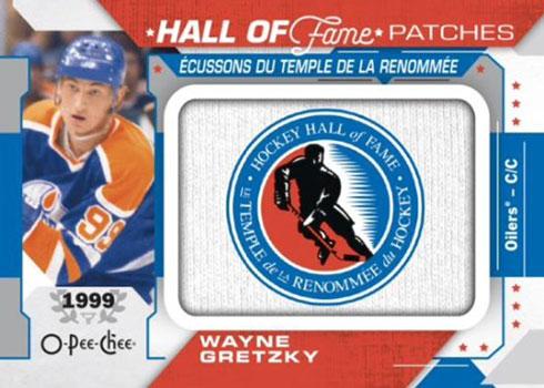 2020-21 O-Pee-Chee Hockey OPC Patches