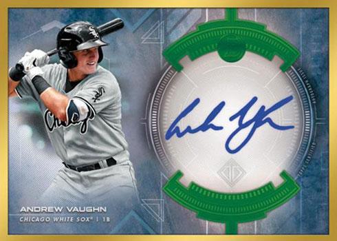 2020 Bowman Transcendent Baseball Transcendent Autographs