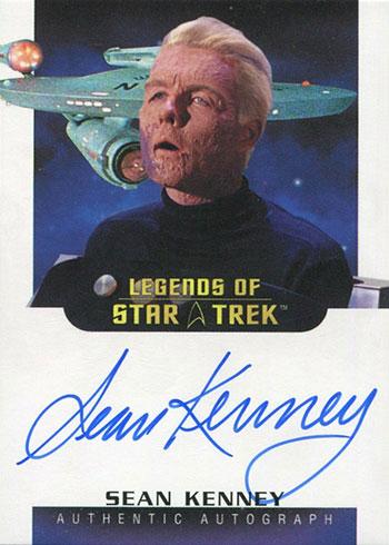 Star Trek TOS Archives /& Inscriptions Base Card #7 Variant 3