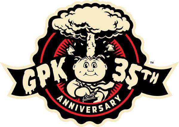2020 Topps Garbage Pail Kids 35th Anniversary