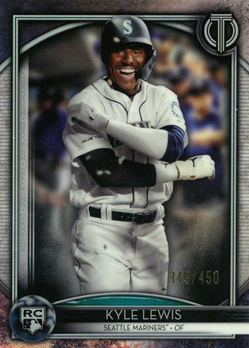 2020 Topps Tribute Baseball Rookies Fred Lewis