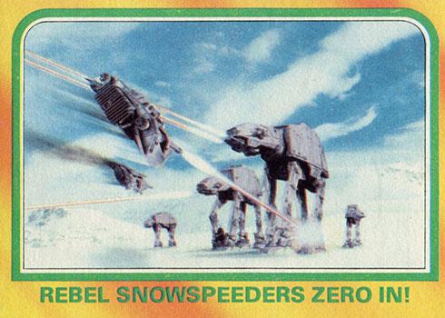 1980 Topps Empire Strikes Back 327