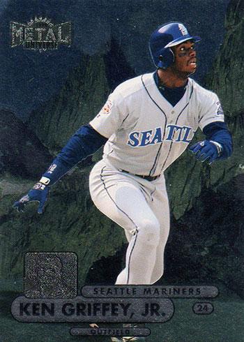 1998 Metal Universe Baseball Ken Griffey Jr.