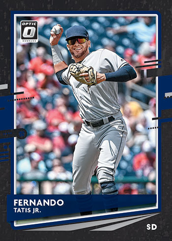 2020 Donruss Optic Baseball Black Stars