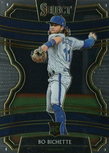 2020 Panini Select Baseball Bo Bichette RC