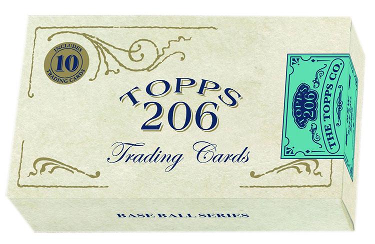 2020 Topps 206 Box