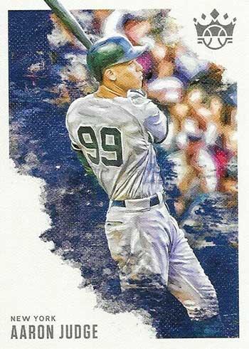 2020 Panini Diamond Kings Baseball Aaron Judge