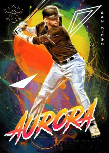 2020 Panini Diamond Kings Baseball Aurora Fernando Tatis Jr.