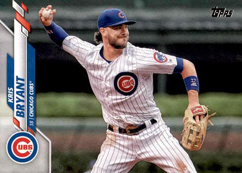 2020 Topps Series 2 Baseball Kris Bryant
