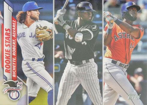 2020 Topps Series 2 Baseball Variations SSSP Rookie Stars