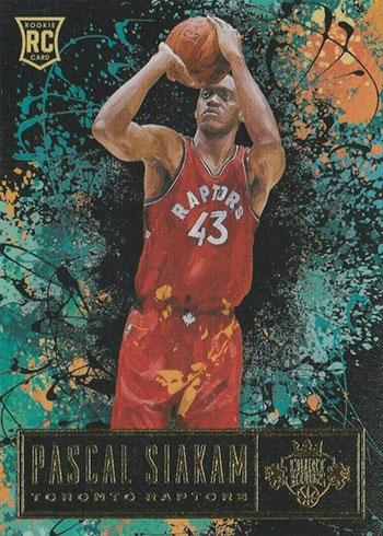 2016-17 Court Kings Pascal Siakam Rookie Card